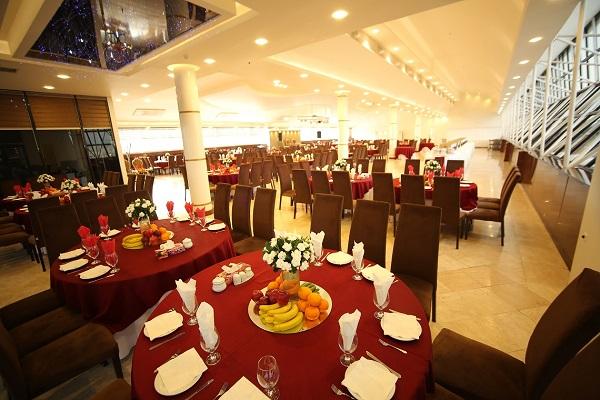 مراسم عروسی در هتل